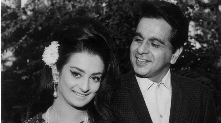 India Tv - Saira Banu and Dilip Kumar