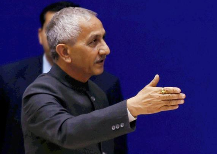 File pic of Dineshwar Sharma