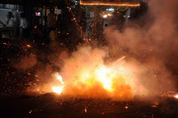 40% dip in emissions from firecrackers this Diwali: Study