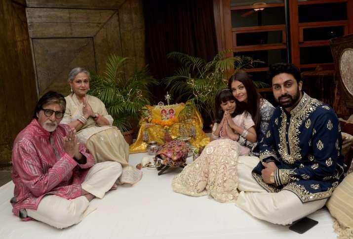 India Tv - amitabh bachchan diwali