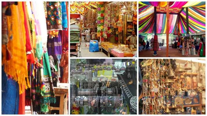 Diwal 2017 shopping spots in Delhi