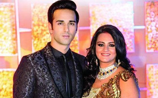 India Tv - Pulkit Samrat and Shweta Rohira