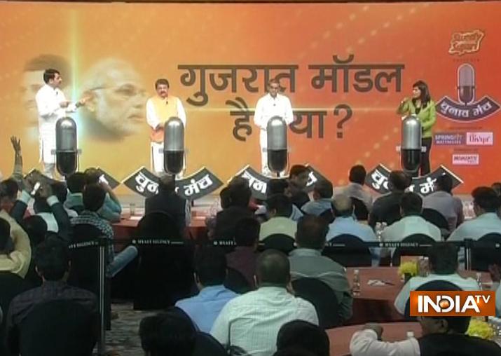 India TV Chunav Manch: BJP ministers blast Rahul Gandhi for
