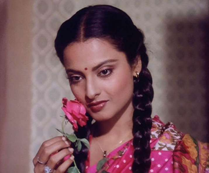 Rekha Family Childhood Photos Actress: Rekha Birthday Special: Unknown Facts And Rare Images, See