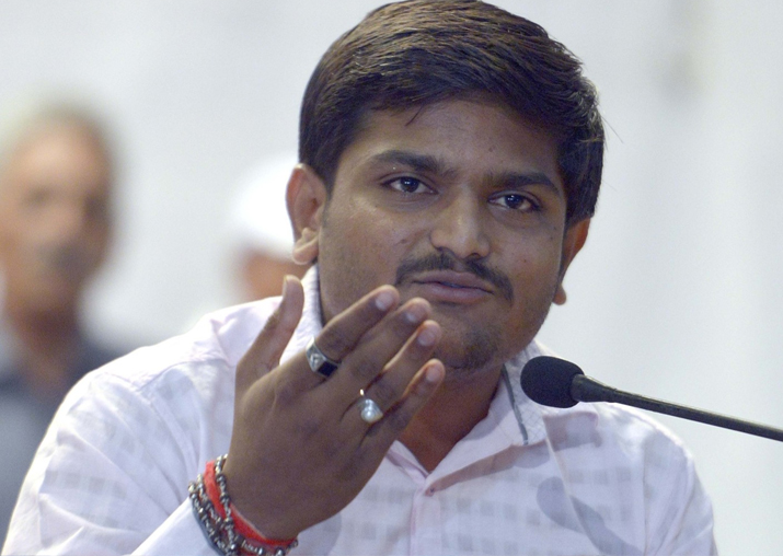 Non-bailable warrant issued against Hardik Patel in 2015