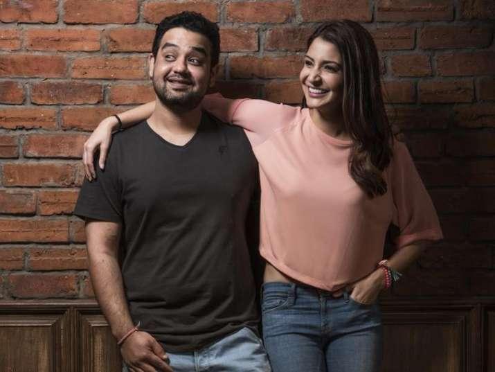India Tv - Anushka Sharma co-owns a production house with brother Karnesh