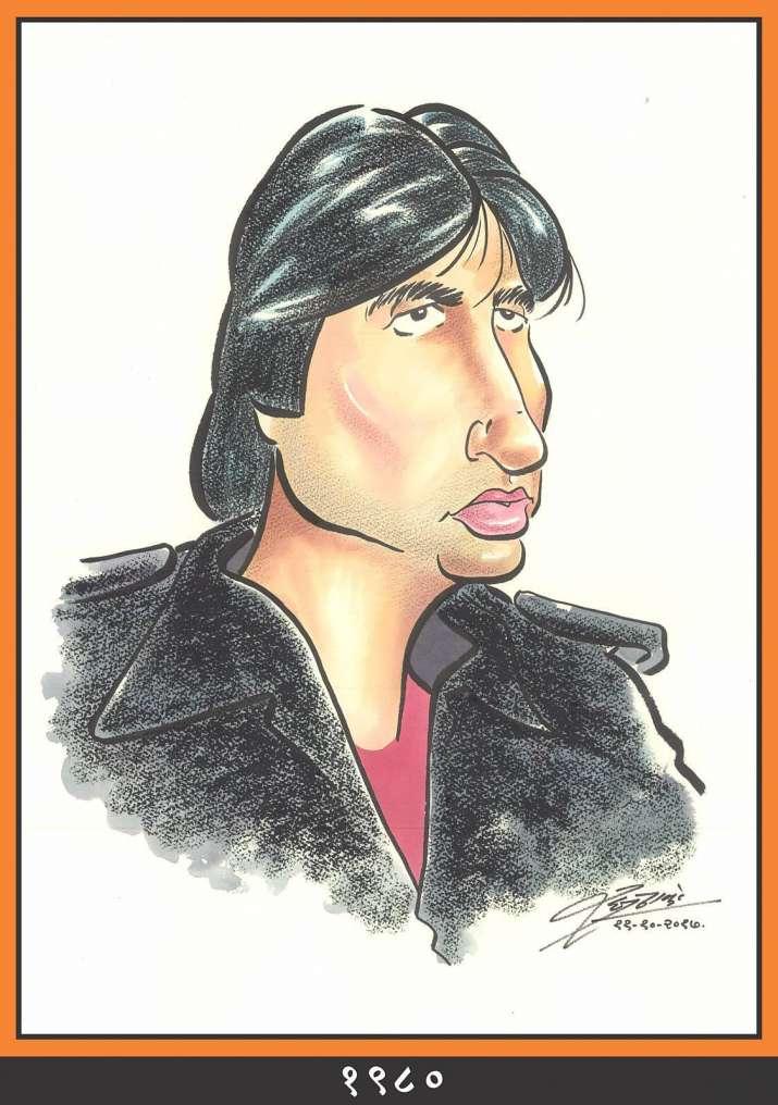 India Tv - Big B in 1980