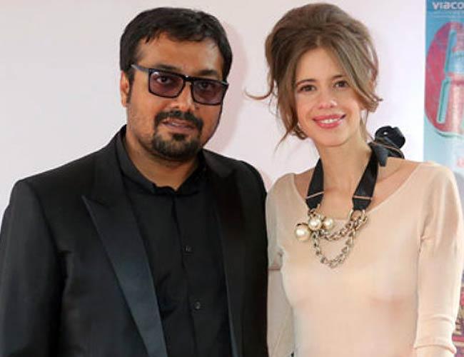 India Tv - Anurag Kashyap and Kalki Kochelin