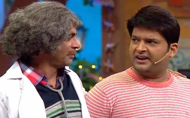 India Tv - Kapil Sharma and Sunil Grover