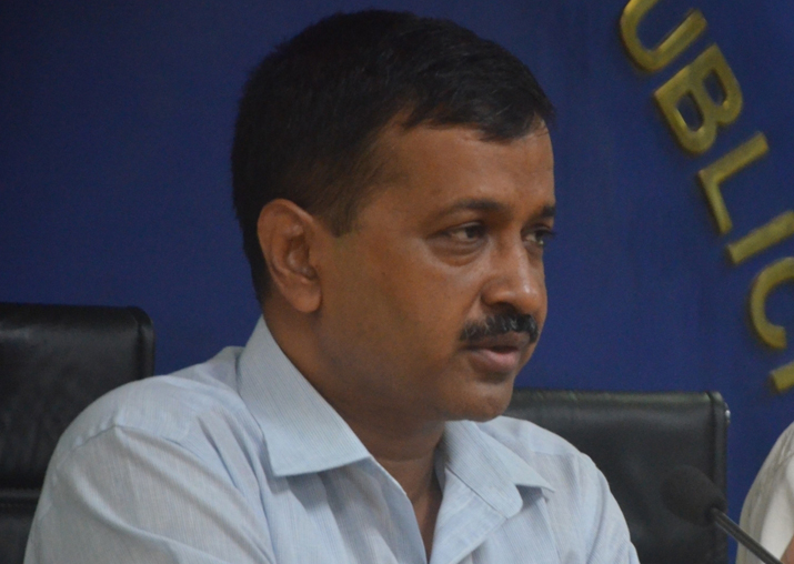 File pic of Delhi Chief Minister Arvind Kejriwal
