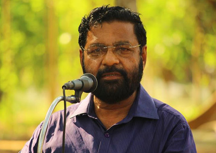File pic - Devaswom Minister Kadakampally Surendran