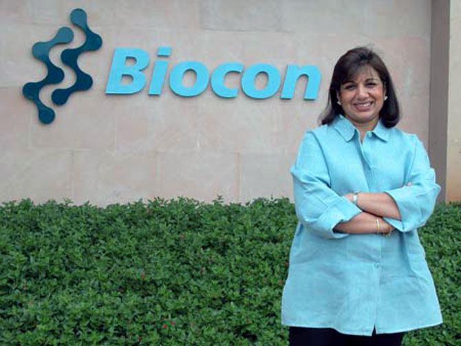 With personal wealth of USD 2.16 billion, Kiran