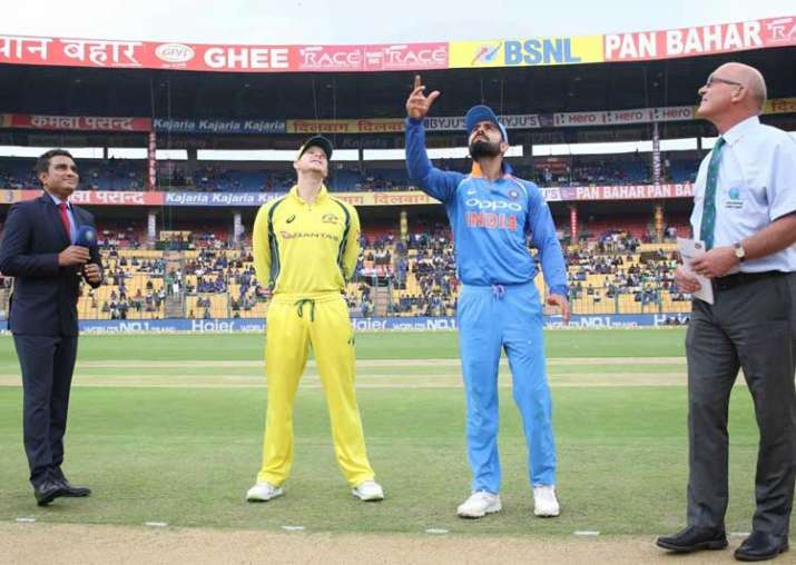 India Vs Australia Live Score 5th Odi Watch Ind Vs Aus