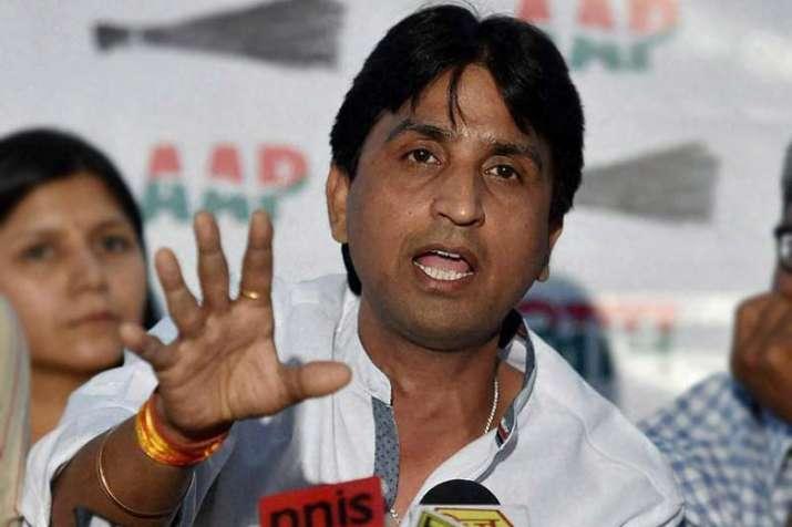 Exclusive: Kumar Vishwas unhappy over Amanatullah's