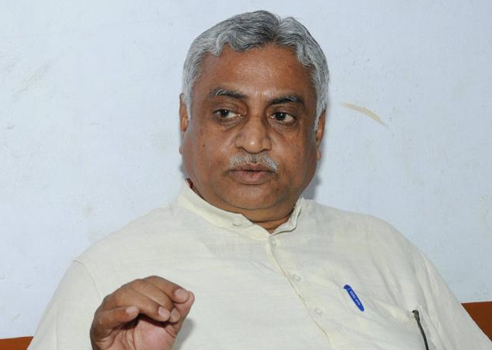 RSS leader Manmohan Vaidya