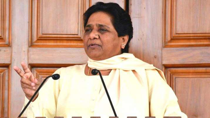 BJP govt in UP worse than Samajwadi Party rule: Mayawati