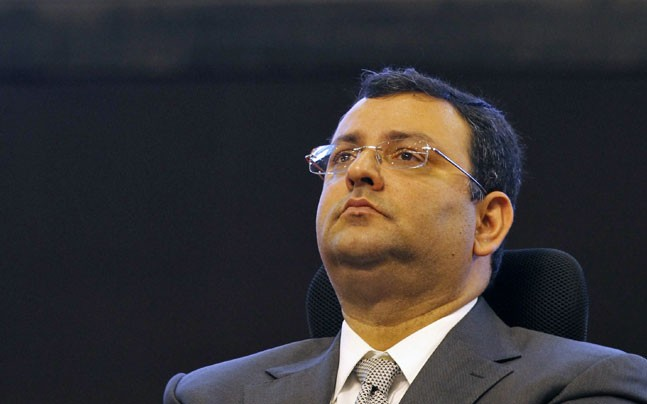 'I am being sacked', Cyrus Mistry texted wife ahead of
