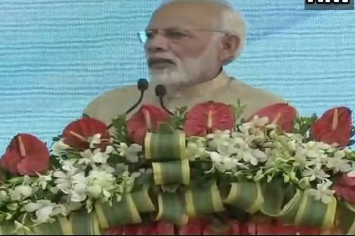 PM Modi in Bharuch