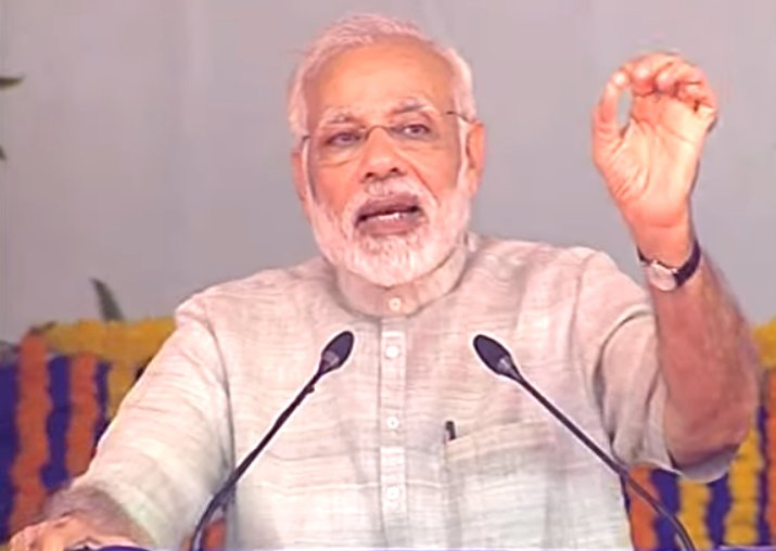 Modi in Gujarat: With GST relief, Diwali has arrived early,