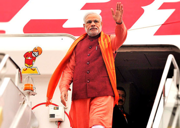 Benefits of PM Modi's foreign visits can't be quantified: