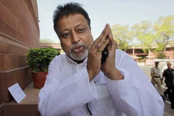 Mukul Roy resigns as TMC MP
