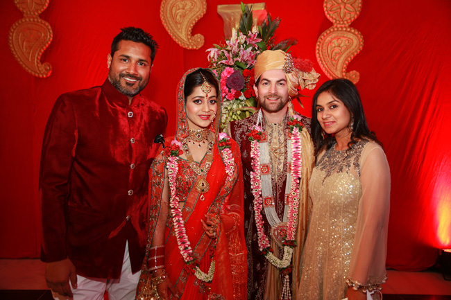 India Tv - PHOTOS: 5 Famous Indian Celebrity Weddings Of 2017