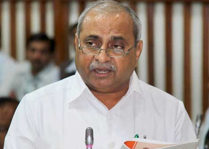 File pic of Gujarat Deputy chief minister Nitin Patel