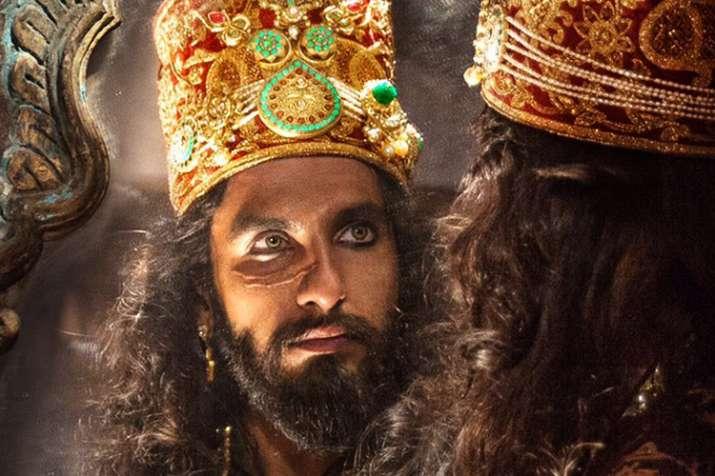 Padmavati new poster out ranveer singh as sultan alauddin - Ranveer singh hd wallpaper padmavati ...