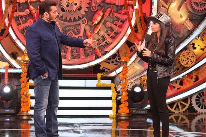 Salman Khan, Dhinchak Pooja Bigg Boss 11