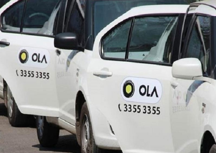 Cab aggregator Ola raises Rs 7,150 cr from venture funds