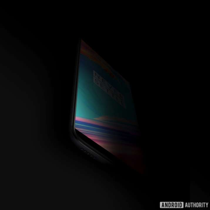 India Tv - Leaked image of the OnePlus 5T offers a glimpse of the new bezel-less design and larger display. Pic courtesy Android Authority