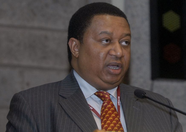 File pic of OPEC's Secretary General Mohammed Barkindo