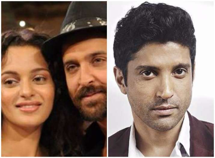 Farhan Akhtar opens up on Kangana Vs Hrithik row