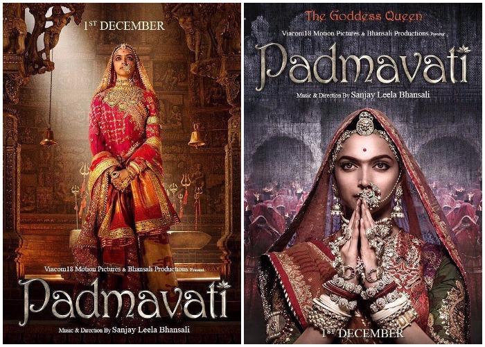 Deepika Padukone wore 30 kg lehengas in Padmavati which