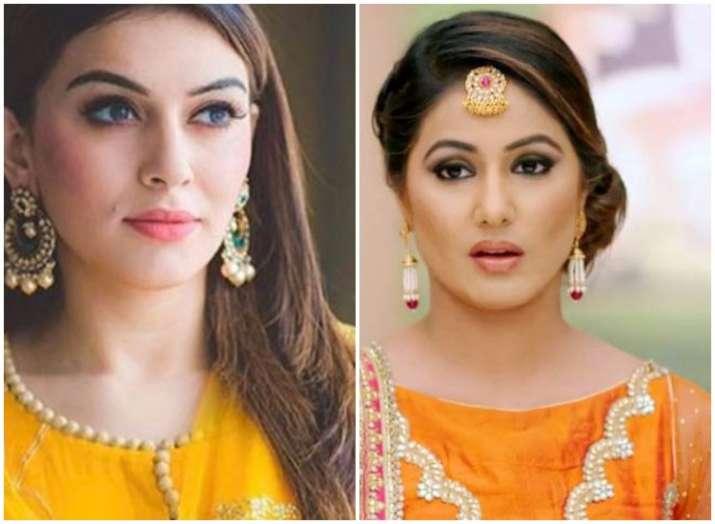 Hansika Motwani slams Bigg Boss 11 contestant Hina Khan