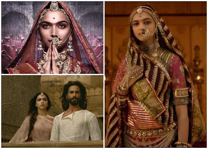 India Tv - Deepika Padukone in Padmavati
