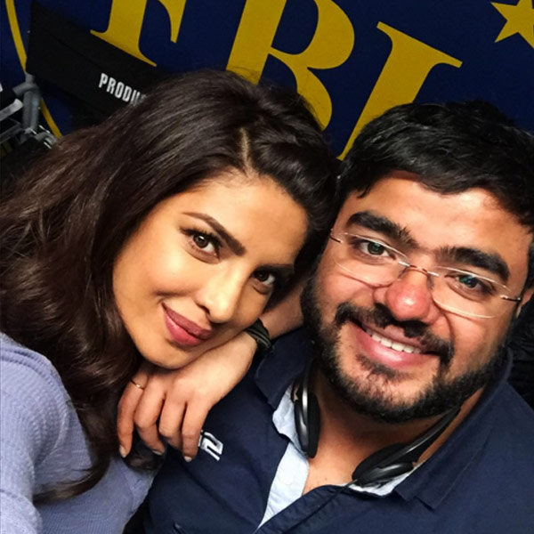 India Tv - Priyanka Chopra with brother Sidharth Chopra