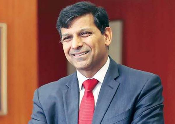File pic of Raghuram Rajan