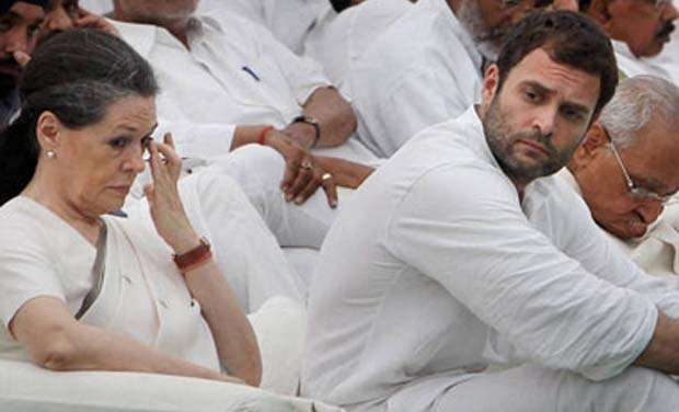 Image result for Rahul gandhi sad