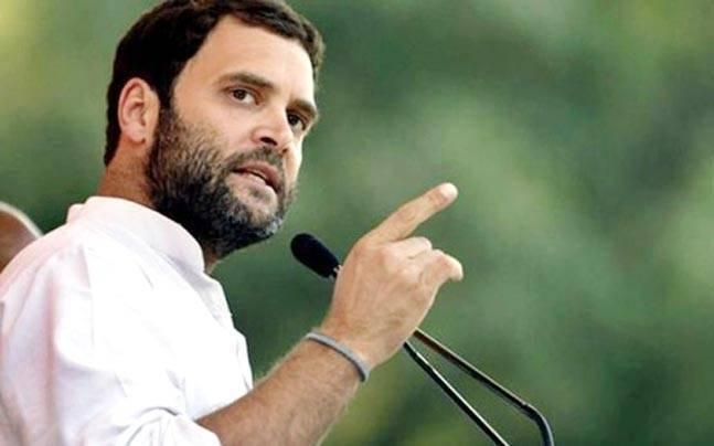 Rahul Gandhi is scheduled to visit poll-bound Gujarat today