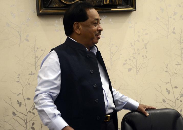 Narayan Rane floats new political party 'Maharashtra