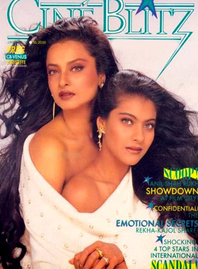 India Tv - Bollywood actress Rekha