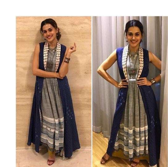 India Tv - Taapsee Pannu