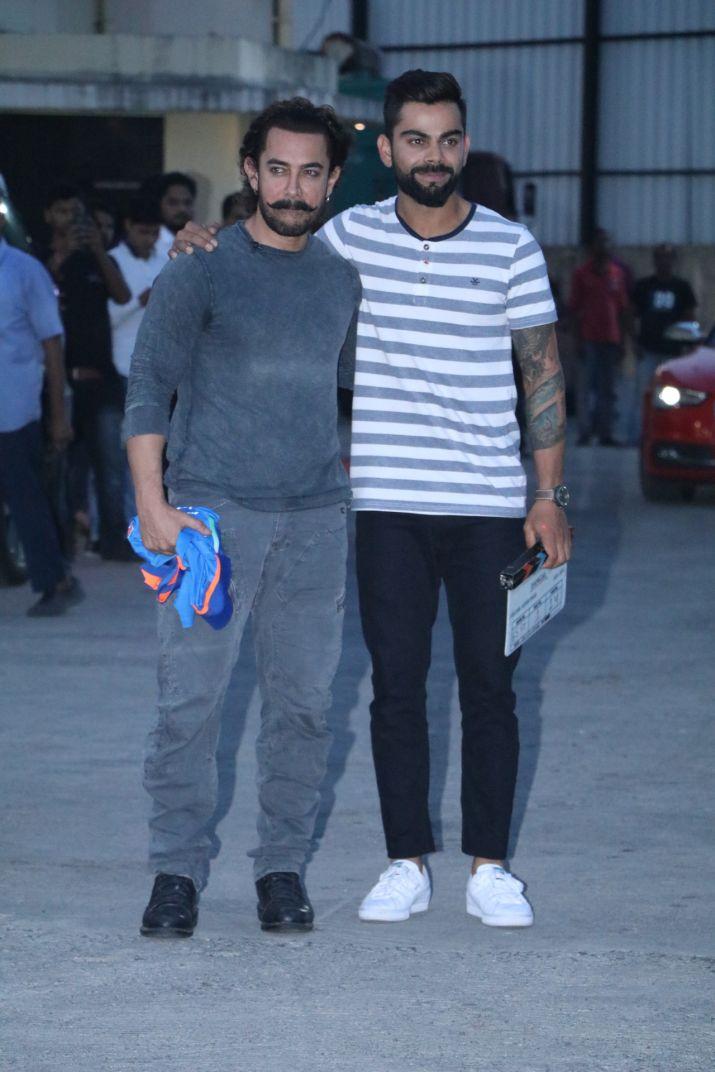 India Tv - Aamir Khan, Virat Kohli