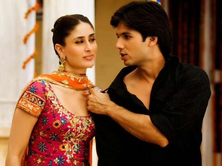 India Tv - Shahid Kapoor, Kareena Kapoor Khan