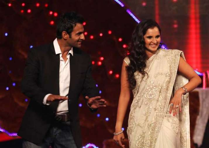 Sania Mirza and Shoaib Malik's romantic banter on Twitter will floor