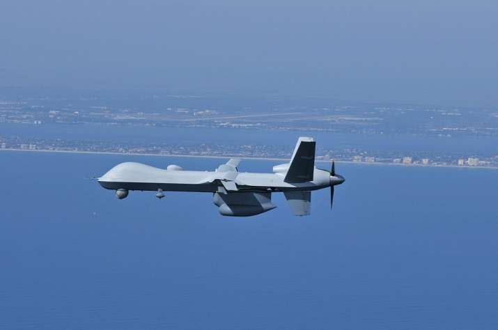 India plans to buy 22 Sea Guardian drones from US