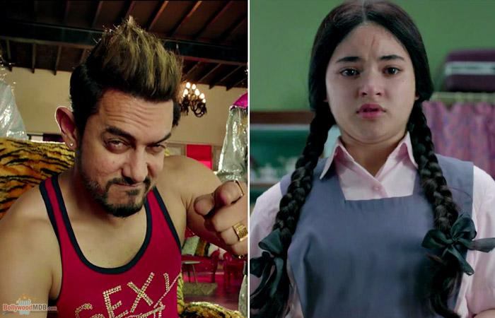 Aamir Khan and Zaira Wasim starrer Secret Superstar gets a