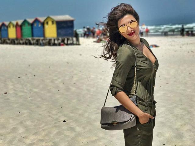 India Tv - Shama Sikander