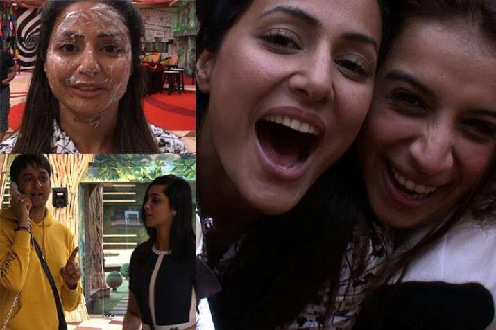 Bigg Boss 11 episode 1: Shilpa Shinde and Vikas Gupta's